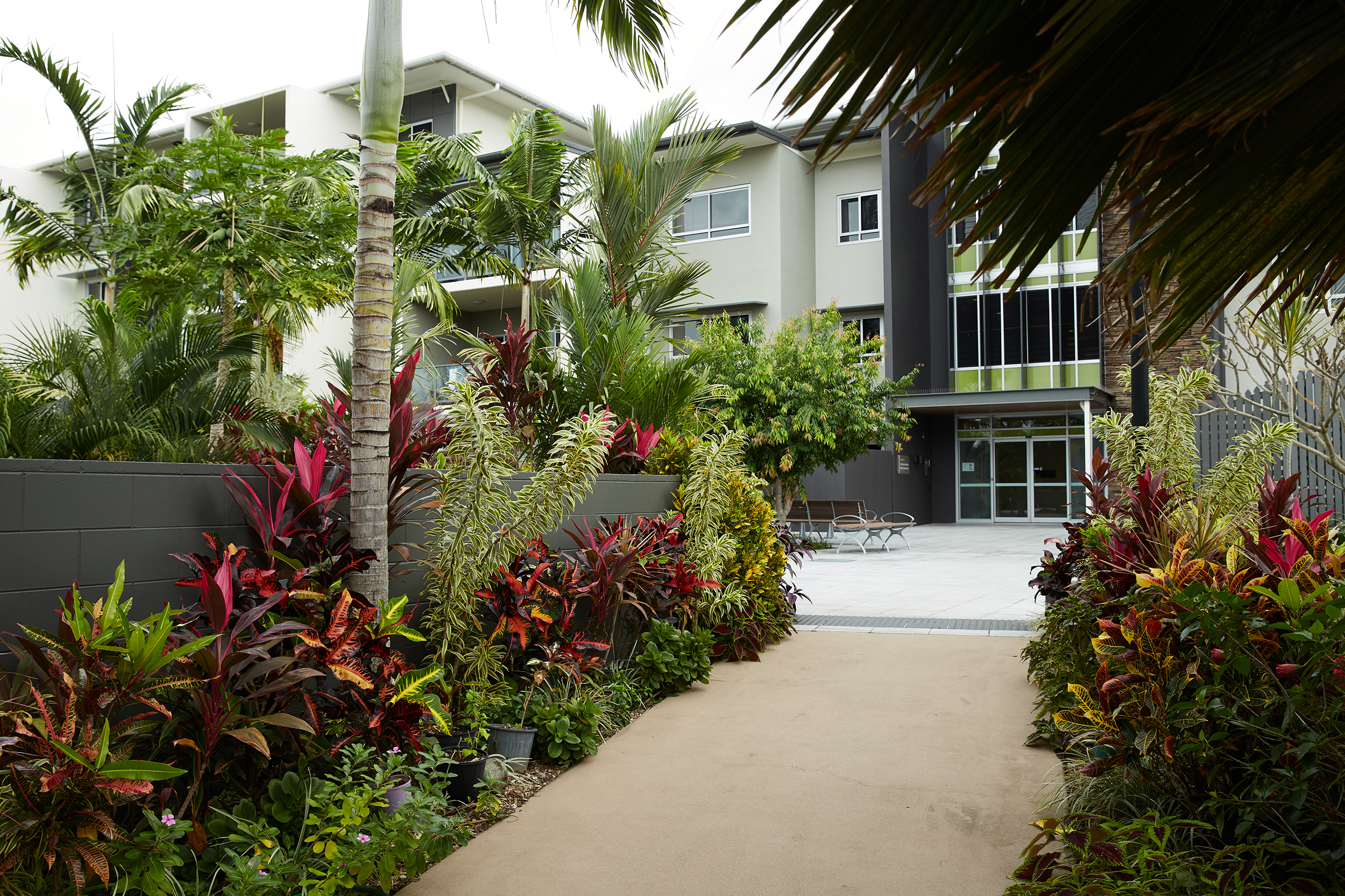 Mercy Health Coral Sea Gardens Retirement Village - Mercy Health